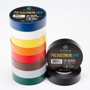 electrical tape - colors
