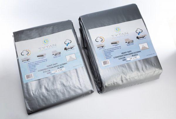 heavy duty silver tarp