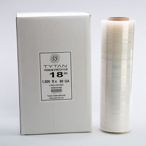 stretch film - 18 inch