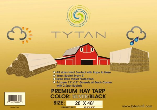TYTAN Hay Tarps